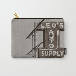 Vintage Neon Sign Carry-All Pouch