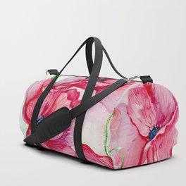 Poppies dance Duffle Bag