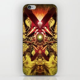 Spinal Tyrant mkii iPhone Skin