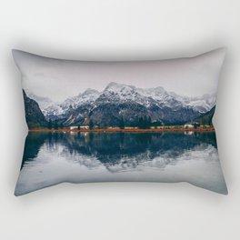 Nature Reflects Rectangular Pillow