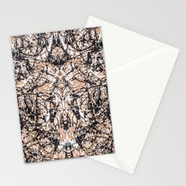 Reflecting Pollock Stationery Cards