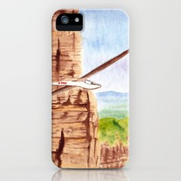 glider iPhone Case