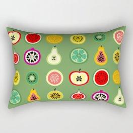 Banca de Frutas Rectangular Pillow