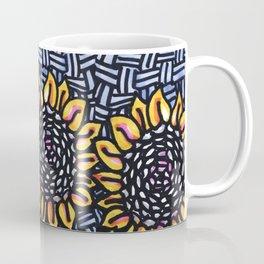 Sunflower Phone Coffee Mug