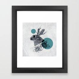 chapter one Framed Art Print