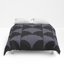 Cleo Pattern - Midnight Comforters