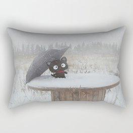 Winter Adventures Rectangular Pillow