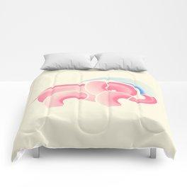 Bath Time II Comforters