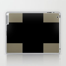 GERMAN BLACK CRUSADERS Laptop & iPad Skin
