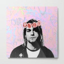 Kurt..  Metal Print