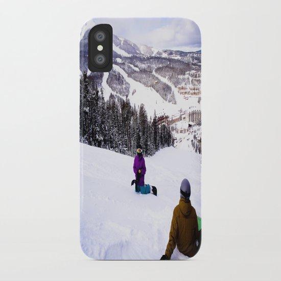 Shreddin' iPhone Case