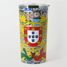 Portugal Travel Mug