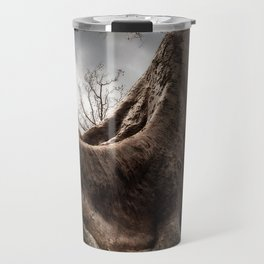 Angkor Wat Tree, Cambodia Travel Mug