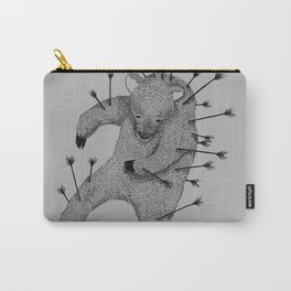 Life and Love Carry-All Pouch