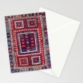 Karakecili Bergama Northwest Anatolian Rug Print Stationery Cards