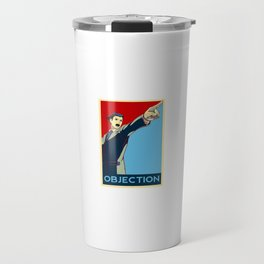Objection Travel Mug