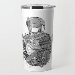 Out of Place - Elephant Travel Mug