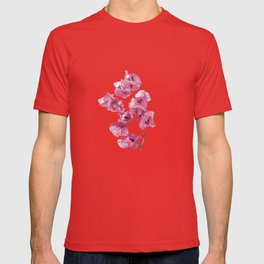 Santa Rita Flowers Photo T-shirt