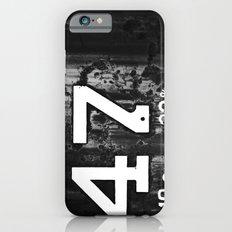 47 Horizontal iPhone 6s Slim Case