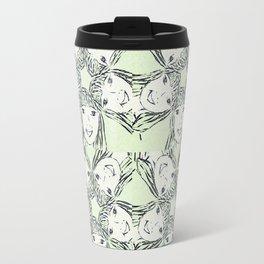"series ""rostidade em mandala"" - the girl Travel Mug"