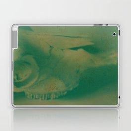 Cow Skull Polaroid Laptop & iPad Skin