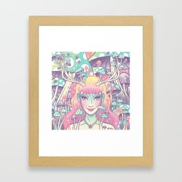 PsyTrance Framed Art Print