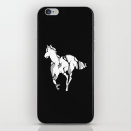 Corroded Pony iPhone Skin