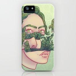 Vert iPhone Case