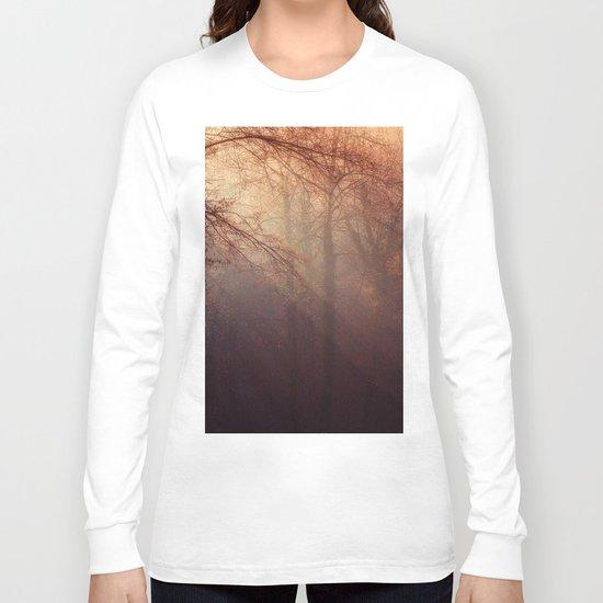 fall forest Long Sleeve T-shirt