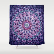 ARABESQUE UNIVERSE Shower Curtain