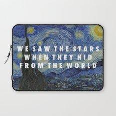 Starry Step Laptop Sleeve
