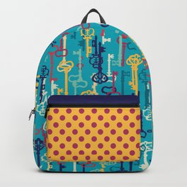 Fairy keys Backpack