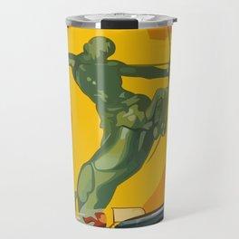 Unic automobiles Travel Mug