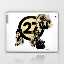 27 club Laptop & iPad Skin