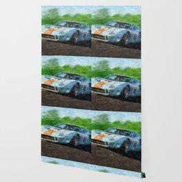 Ford GT 40, Gulf Wallpaper