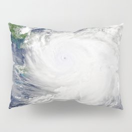 Gulf Coast Hurricane Pillow Sham