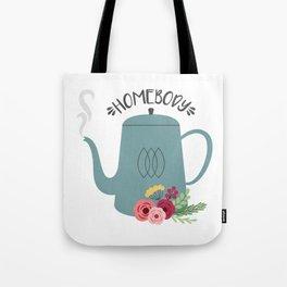 Homebody Tea Tote Bag