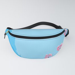 PINK TREES Fanny Pack