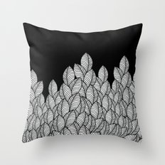 Pattern L Throw Pillow