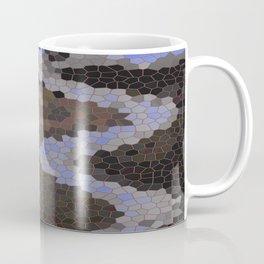 ZANN, A FROZEN RIVER ON THULE Coffee Mug