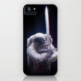 Astro-Knight iPhone Case
