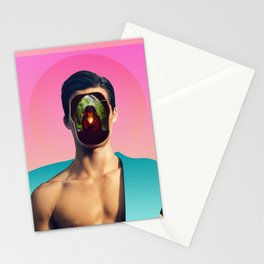 I SEE FIRE Stationery Cards