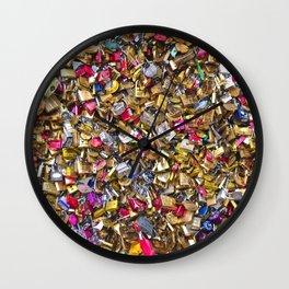 Lovelocked #4 Wall Clock