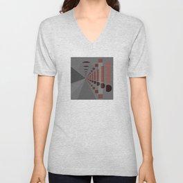 Spacial Thinking Unisex V-Neck