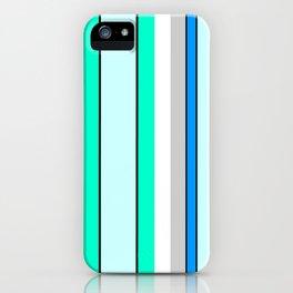 Aquafresh Curtains iPhone Case