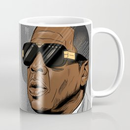 "Jay Z - ""Grey Hova"" Coffee Mug"