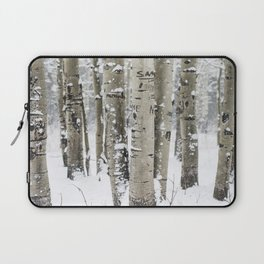 Forest of Serenity Laptop Sleeve