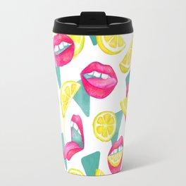 Take a Bite Travel Mug