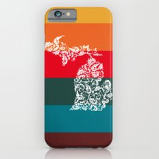Michigan Colors iPhone 6s Slim Case
