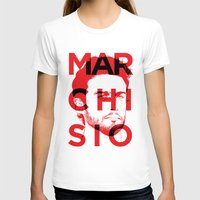 juventus T-shirts featuring MARCHI by Vectdo